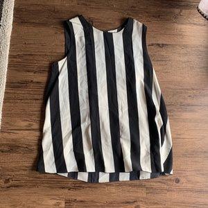 Docle & Gabbana Striped Tank Top